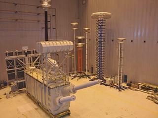 全球首台1100千伏特高壓直流變壓器 助力西電東送構建智能綠色電網